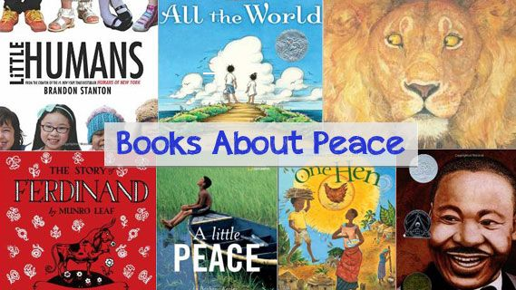 On the International Day of Peace, observed every year on September 21, explore the themes of community, tolerance, and citizenship with these recommended books.