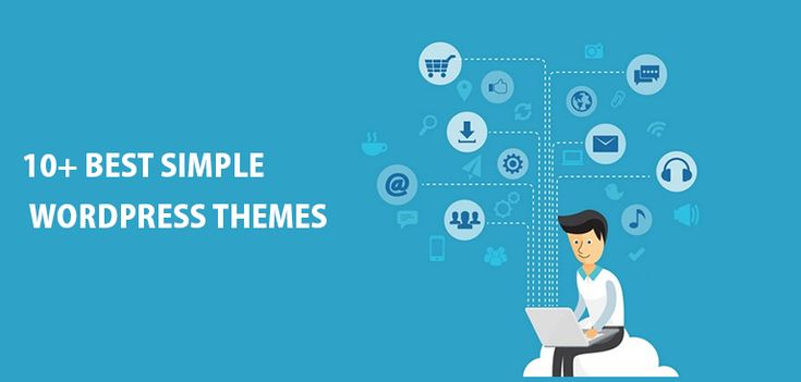 10+ Best Simple WordPress Themes - Sketchthemes