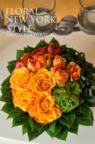Fresh Flower Arrangement #53 by FLORAL NEW YORK, via Flickr
