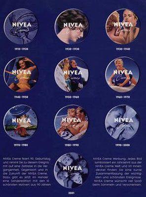 Nivea Sonderedition Design