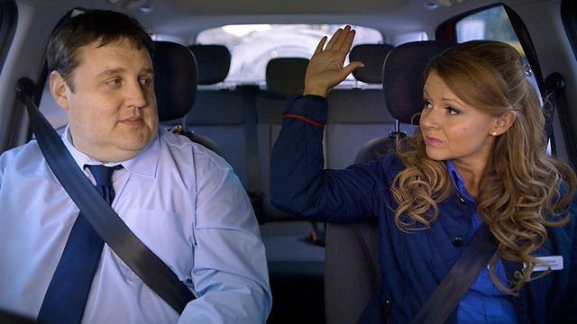 "Sian Gibson: ""I had given up on acting before Car Share"""