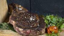Restaurant La Maison de l'Aubrac - viande de boeuf race Aubrac  37 Rue Marbeuf For when you must have steak a Paris!