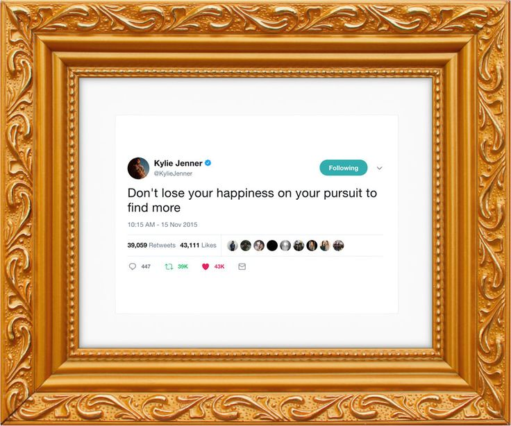 Excited to share the latest addition to my #etsy shop: Framed Kylie Jenner Tweet — Happiness http://etsy.me/2mP6Htt #art #printmaking #framedtweet #twitter #uniquegift #wallart #homedecor #poster #print #kyliejenner
