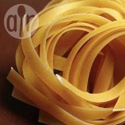 Gewone pasta @ allrecipes.nl