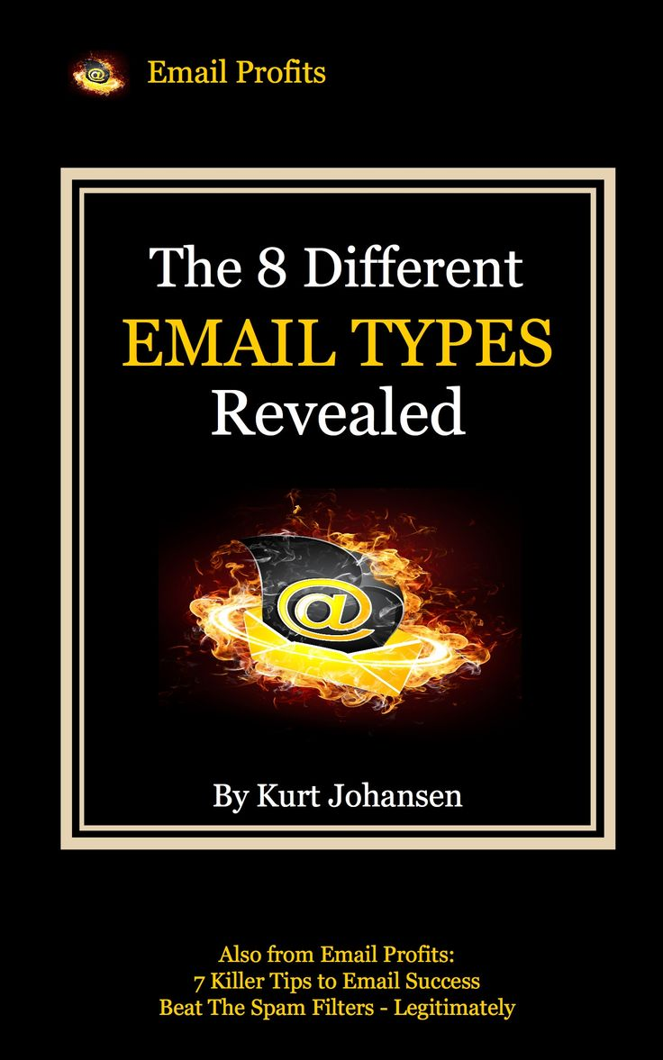 Do you avoid email marketing because you don't know what to write? Do you think your customers will hate you if you email them? Are you too busy working to think about what you might say to your customers? This easy-to-read, email-marketing book reveals the 8 Different Types of Marketing Emails which can be written WITH EXAMPLES, which can be at your fingertips when you are ready to send another email. http://www.amazon.com/dp/B00AY6105Y