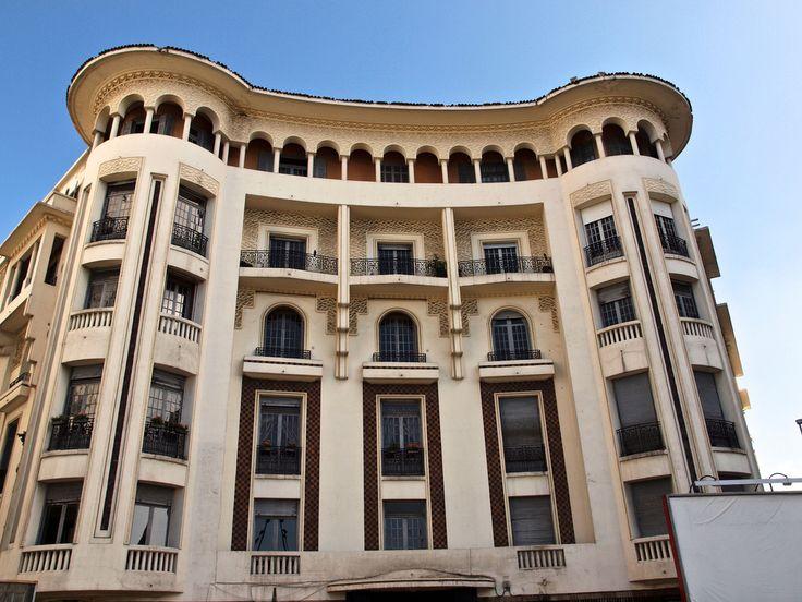 L'Art-déco à Casablanca au fil de ses quartiers