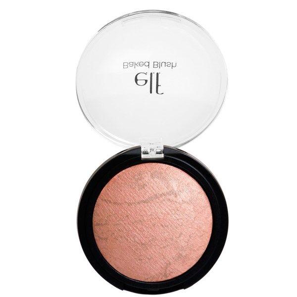 E.L.F. Cosmetics, Baked Blush, Peachy Cheeky, 0.21 oz (6 g)