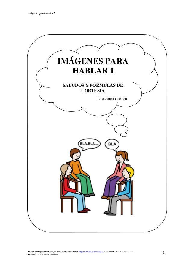 """""""Imágenes para hablar I"""", por Lola García Cucalón."""