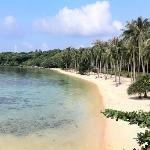 INDONESIA: Private Beach at Nirwana Resort in Karimunjawa Island
