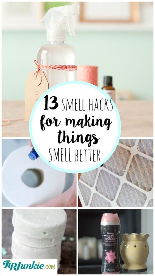 13 diy smell hacks for making things diy lifestyle tips pinterest home diy home and diy. Black Bedroom Furniture Sets. Home Design Ideas