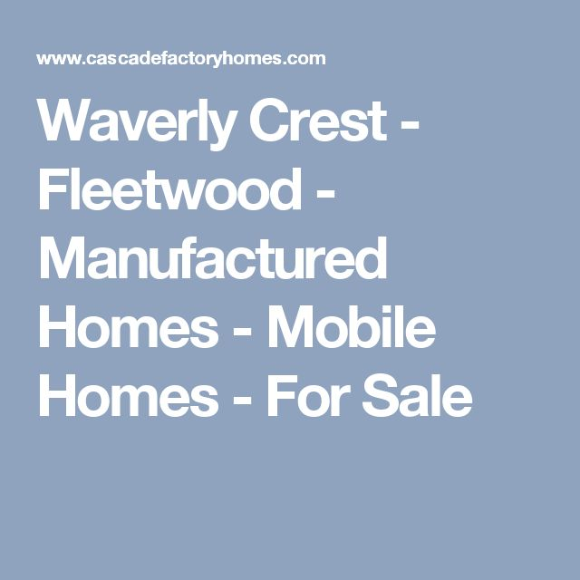 Best 25 Manufactured Homes For Sale Ideas On Pinterest