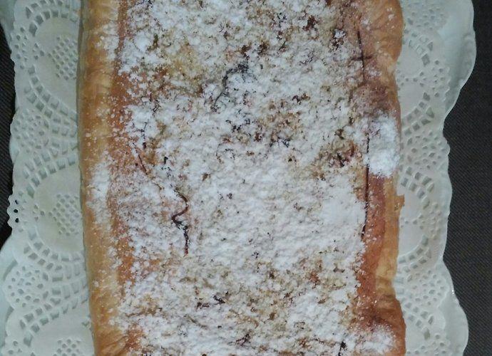Tarta de almendra Asturiana para #Mycook http://www.mycook.es/cocina/receta/tarta-de-almendra-asturiana