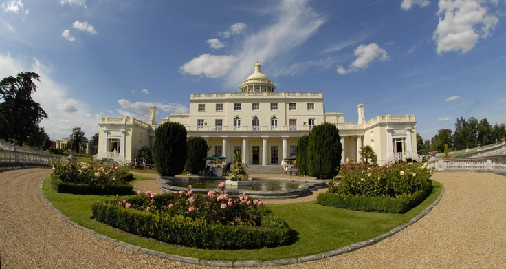 Stoke Park Club, England. This is where Monsieur and I got hitched. FANTASTIC food. (and the golf ain't half bad either): Golf Ain T, Parks Club, Fantastic Food, Half Bad, Epic Hotels, Stokes Parks, Ain T Half