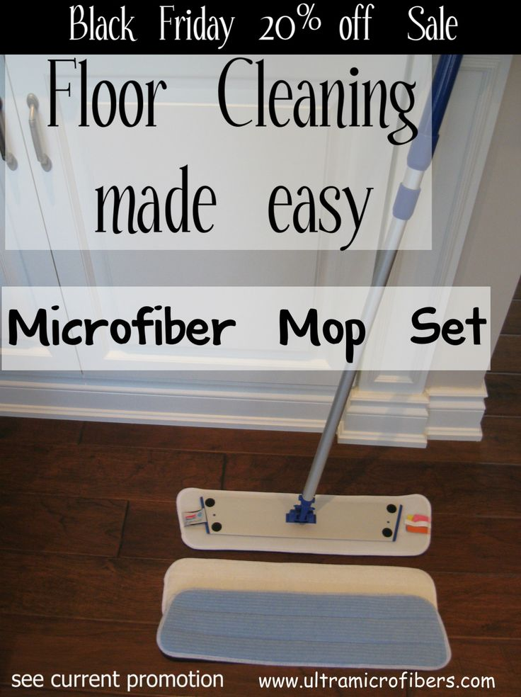 Black Friday sale on Microfiber Flat Mops, 20% discount on all purchases, in Canada & USA. Best way to clean floors and care for hardwood. Enter coupon code 2220 upon checkout. www.ultramicrofib... Sale on now. #blackfriday #blackfridaysale #BlackFridayDeals #BlackNovember #BlackFridayShopping #floorcare #hardwood #ceramics #laminate
