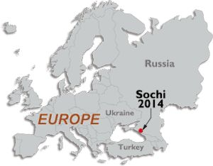 This is going to be one hell of a trip! Absolutely cannot wait!! Winter Olympics 2014 Sochi, Russia