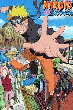 Naruto Shippuden Audio Latino
