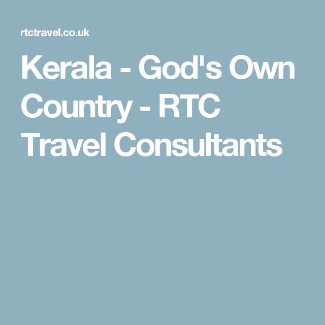 #Kerala is one of the most popular holiday destinations and is situated on the south western coast of #India To read the #travelblog from RTC Travel Consultants #Wakefield in full go to - http://rtctravel.co.uk/kerala-gods-country/