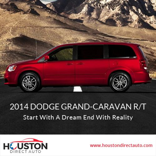 Buy This Dodge Grand Caravan R T Car From Houston Direct Auto And