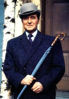 Patrick McNee's John Steed of The Avengers