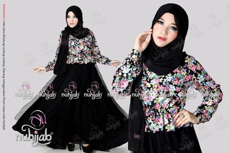 FLORIA TUTU DRESS (FTD) BLACK ready size L  299.000 sms/wa 082317498995 BBM 24C9615F