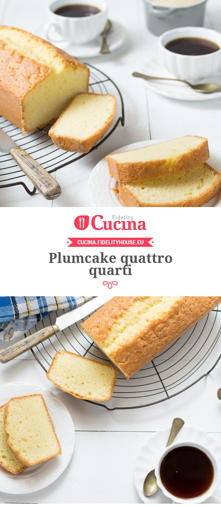 Plumcake quattro quarti