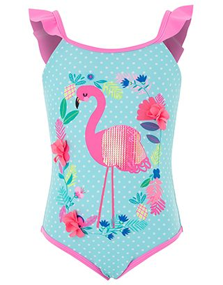 0e11f06a9a965 Fiona Flamingo Swimsuit