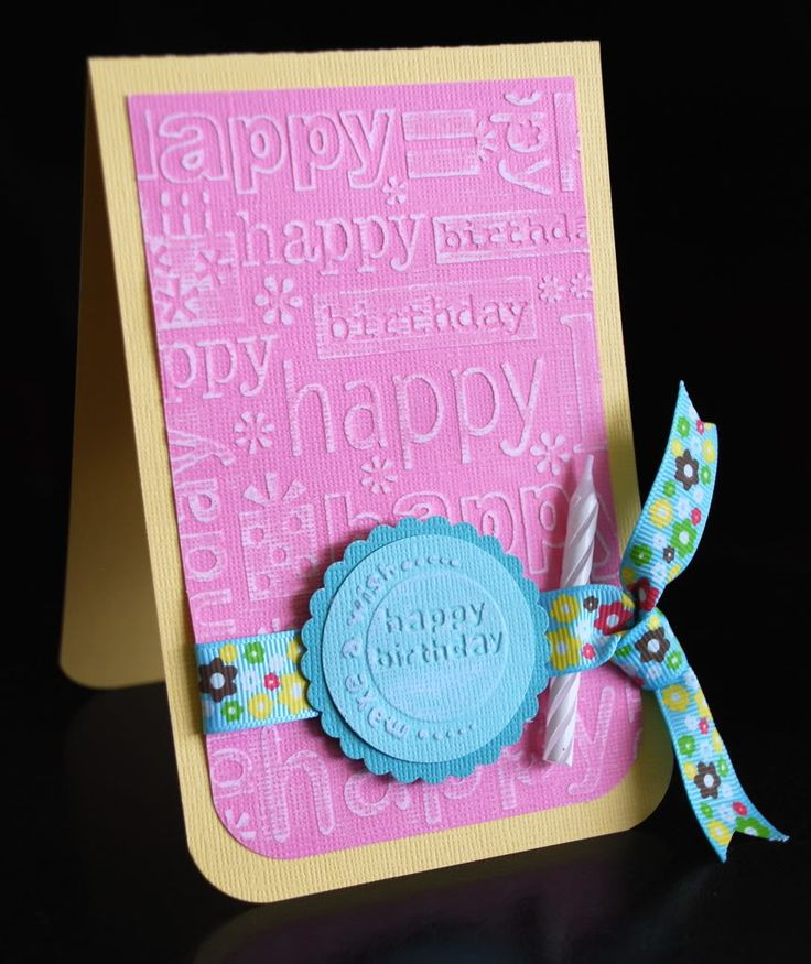 Make A Wish Birthday Card by Cari Locken : Core'dinations ColorCore Cardstock® | Scrapbook Cardstock Paper, Projects, Tips, Techniques and More!