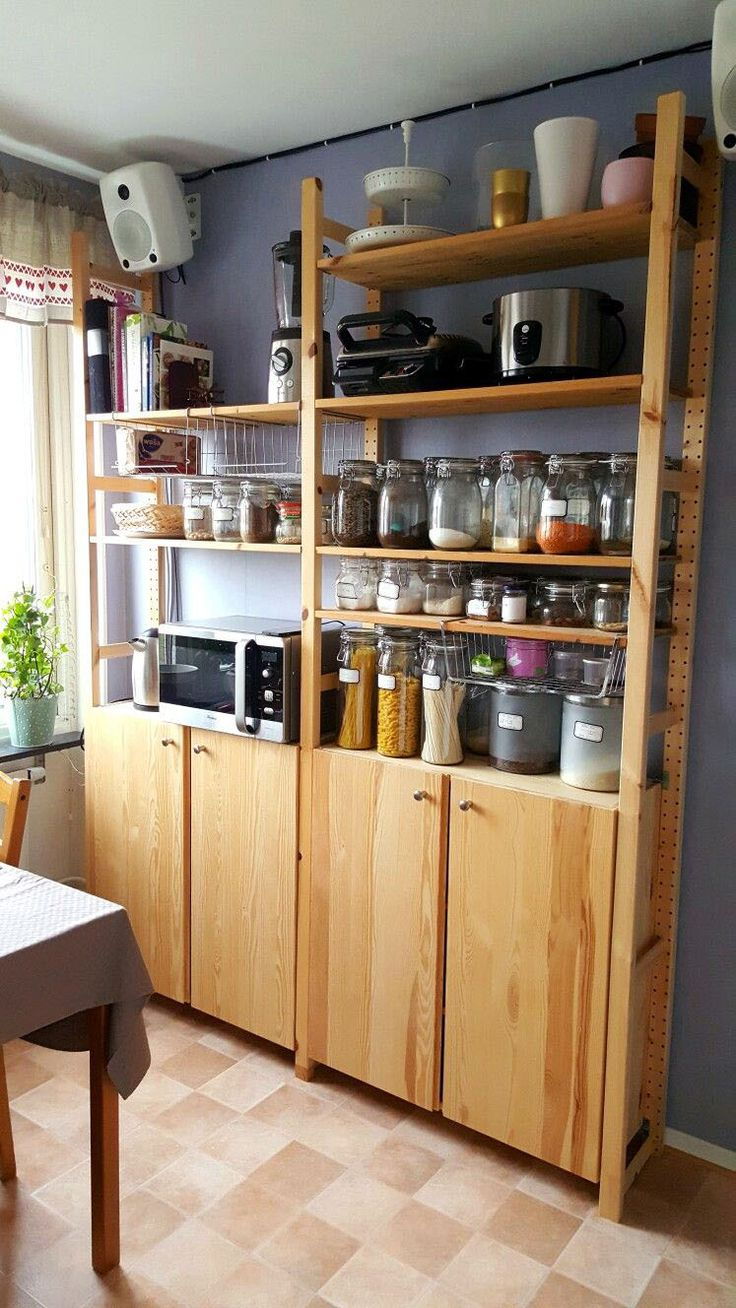 Perfect pantry shelving ideas diy made easy Kitchen