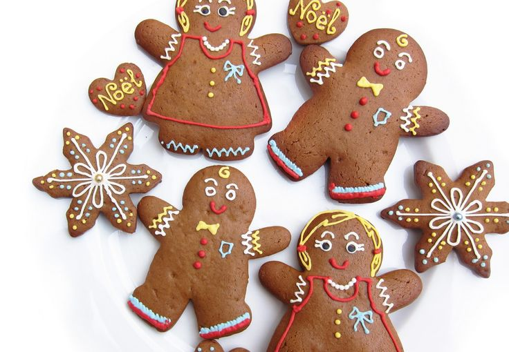 Soft Chewy Gingerbread Man