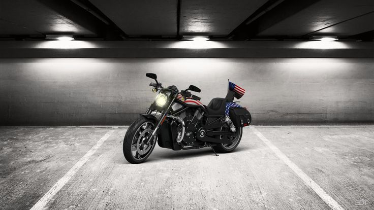 Checkout my tuning #Harley-Davidson #V-rodNightRodSpecial 2013 at 3DTuning #3dtuning #tuning