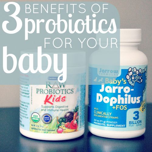 Daily Mom » 3 Benefits Of Probiotics For Your Baby - I have been giving this to Lilli since she was born and I gave it to Leila too. Best thing ever.