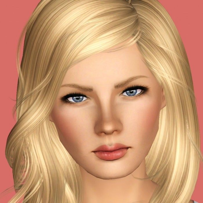 Lorelei Lester female model by simsgal2227 - Sims 3 Downloads CC Caboodle
