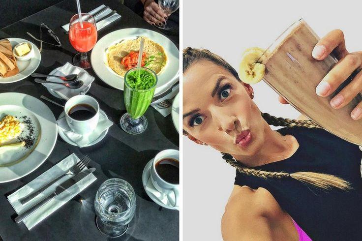 Profile Ewy Chodakowskiej w mediach społecznościowych to skarbnica przepisów na zdrowe dania, m.in.: koktajle, desery i sałatki. Trenerka fitness dzieli się ze swoimi fanami dziennymi i tygodniowymi jadłospisami. Tym razem w ramach przygotowań do sezonu bikini zaproponowała dwudniowe menu, które dziennie dostarcza niespełna 1800 kcal.