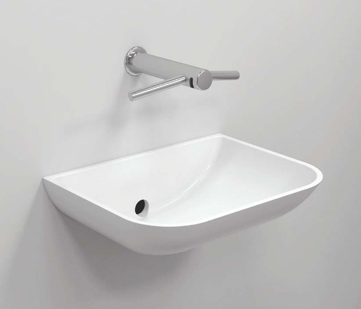 This Corian® scrub basin has been specifically designed to meet the needs of healthcare facilities. The waste is located in the vertical wall of the basin so that water discharge from the tap outlet is not directly onto the waste outlet. This basin has a built in wall mounting system designed to ensure a snug fit with wall. *This is a Suggested Sell Price for the basin only and is ex gst. Installation is not included in the price.