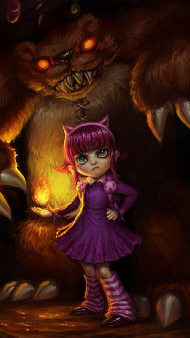 GLITZY GEEK GIRL: Tutorial: League of Legends Annie Cosplay