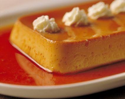 Norwegian Caramel pudding