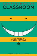 Assassination Classroom, Vol. 2 by Yusei Matsui. When the 3-E students begin exhibiting signs of self-esteem, Principal Asano demands that Koro Sensei crush their spirits so they continue to set a bad example for the rest of the school to rise above. Then a class field trip goes terribly wrong when two 3-E girls are abducted. Who will come to their rescue...?