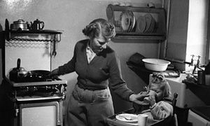 The Guardian Editorial: View on feminist economics: Adam Smith never had to scrub children's plates