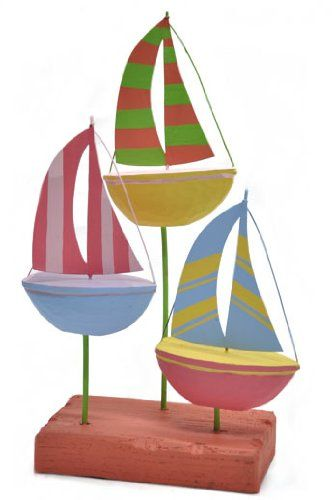 3 Pc Wood Sail Boats Tin Sail Stand Key West Collection Ship Nautical Tropical Home Decor Table Bed Bath Pool Lake Deck Nautical Tropical Imports,http://www.amazon.com/dp/B007TUY5PK/ref=cm_sw_r_pi_dp_oyectb1SJYHNJDX7