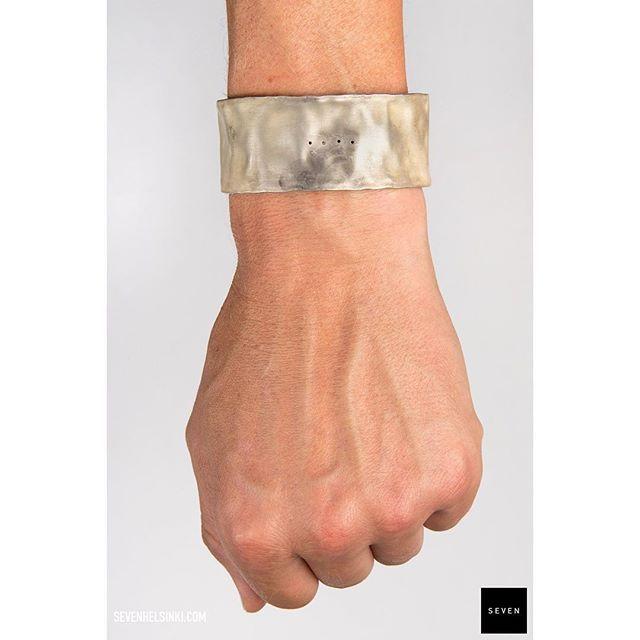 Imagine your hand here Ultra Reduction Bracelet by #partsof4 @ sevenhelsinki.com