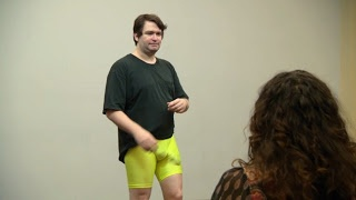 Jonah Falcon: la taille de son penis lui pose probleme a l aeroport