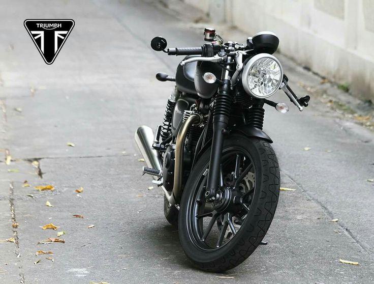 144 best custom street twin!! images on pinterest | custom