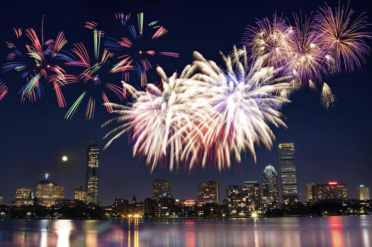 Celebrate Boston this weekend with Harborfest and July 4th - concerts, parades, flag ceremonies and firework viewing locations.