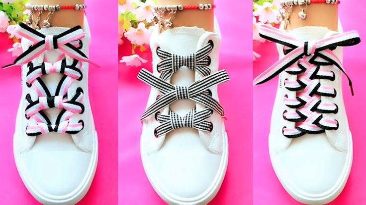 LACE SHOES | TOP 20 cool ideas how to tie shoe lac…