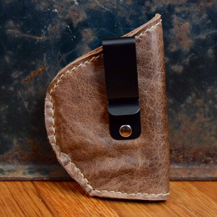 Handmade leather IWB holster g42 g43 by RDJLeather on Etsy https://www.etsy.com/listing/262516336/handmade-leather-iwb-holster-g42-g43