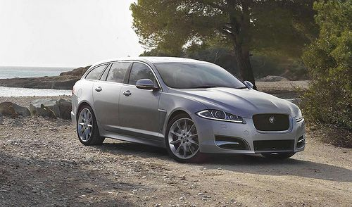 The complete luxury estate - Jaguar XF Sportbrake - TheTopTier.net - The Best in Luxury and Affluence