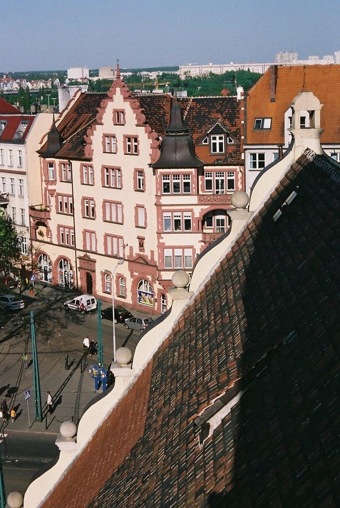 Poznań, Wilda - where I live (by Ania Siwczyk)