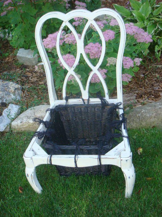 Tiffany chair caddy