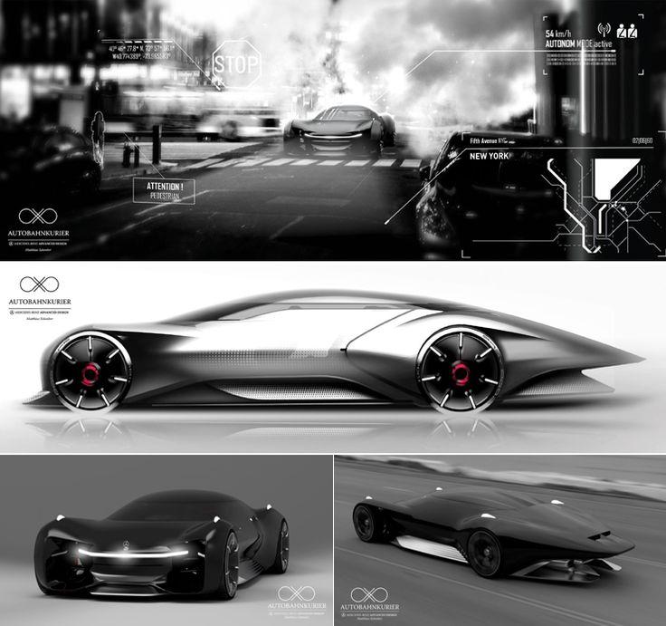 2015 포르츠하임대학교 겨울 졸업전 소식입니다. 학사 Volkswagen GT Aero _ Marco Dose 작 Mercede...