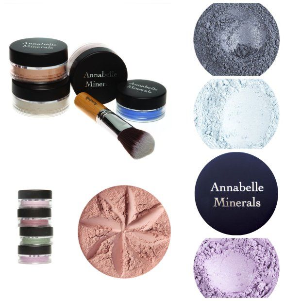 Kosmetyki mineralne Annabelle Minerals nie zawierają substancji zapachowych, barwników ani substancji konserwujących. Są w pełni bezpieczne, nie alergizują, nie wywołują podrażnień. Doskonale się utrzymują i łączą ze sobą, pozwalając stopniować makijaż od naturalnego do mocnego wykończenia.
